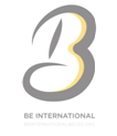 logo Be international